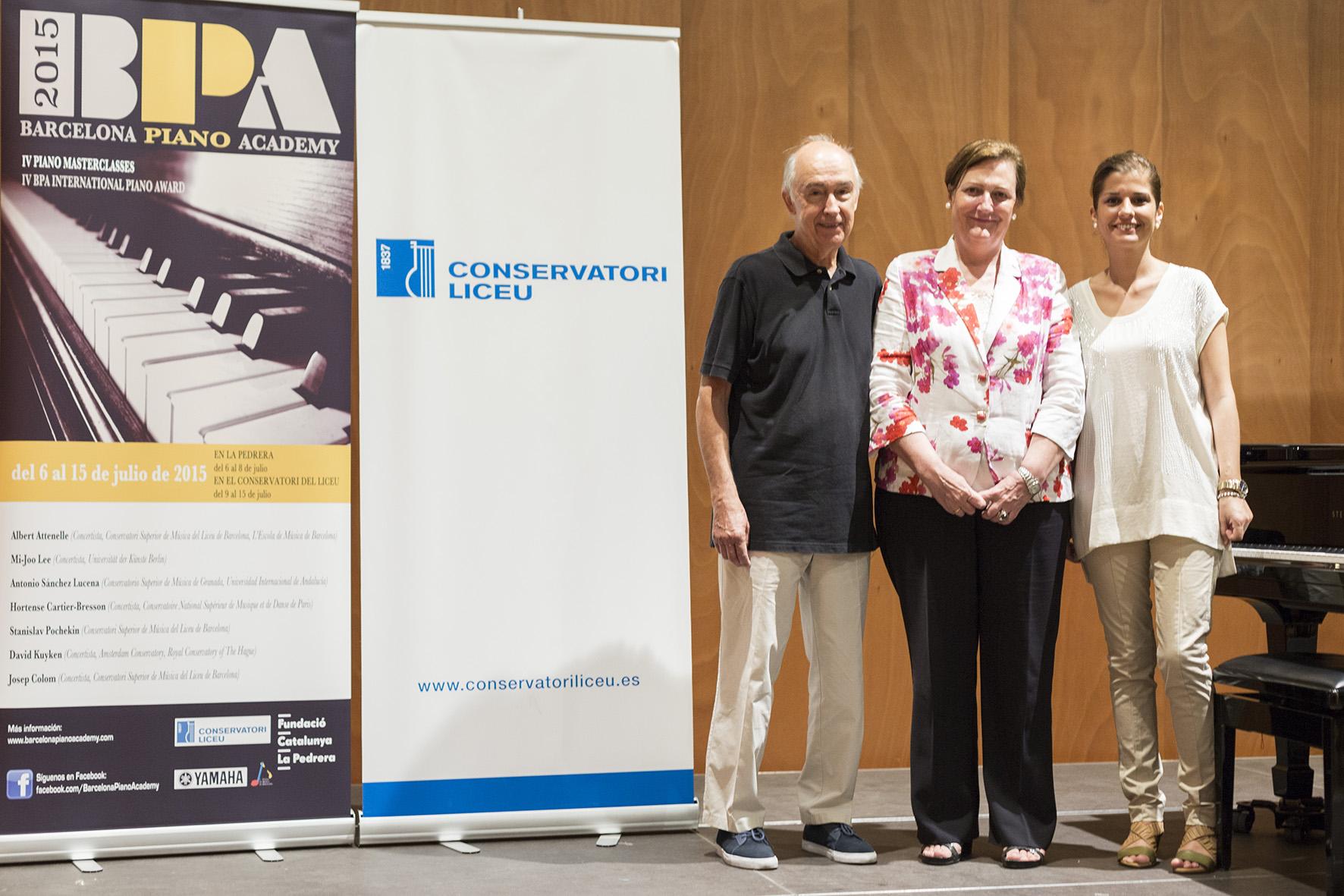 BPA Presentation at Liceu Conservat.