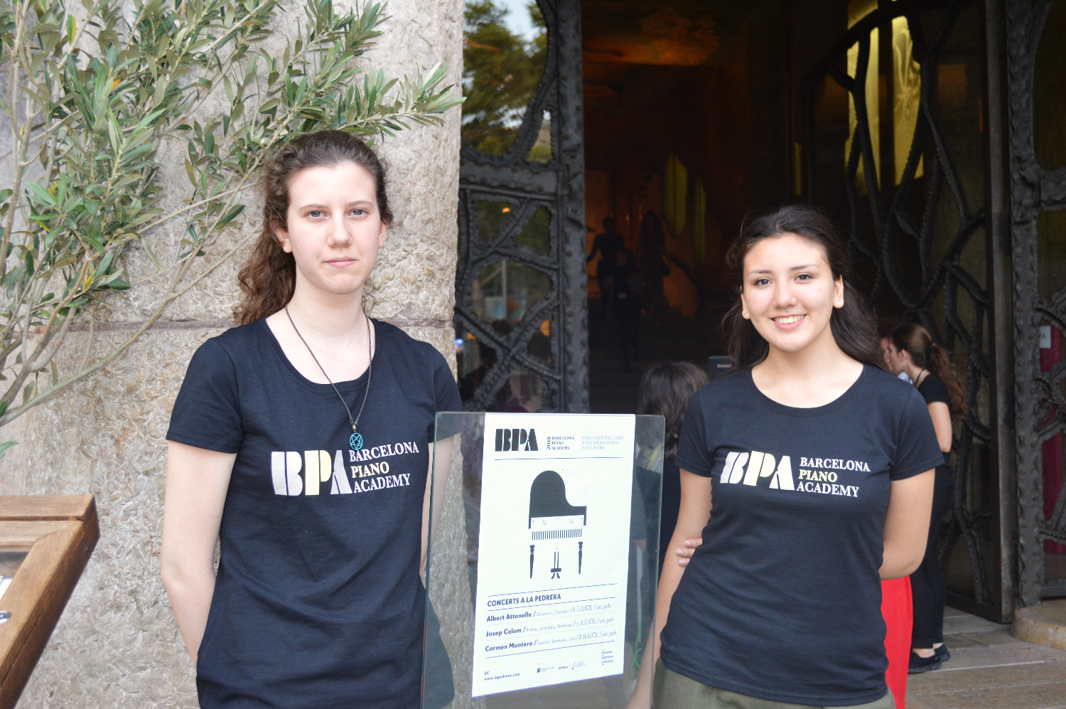 IV BPA Concert Series at La Pedrera