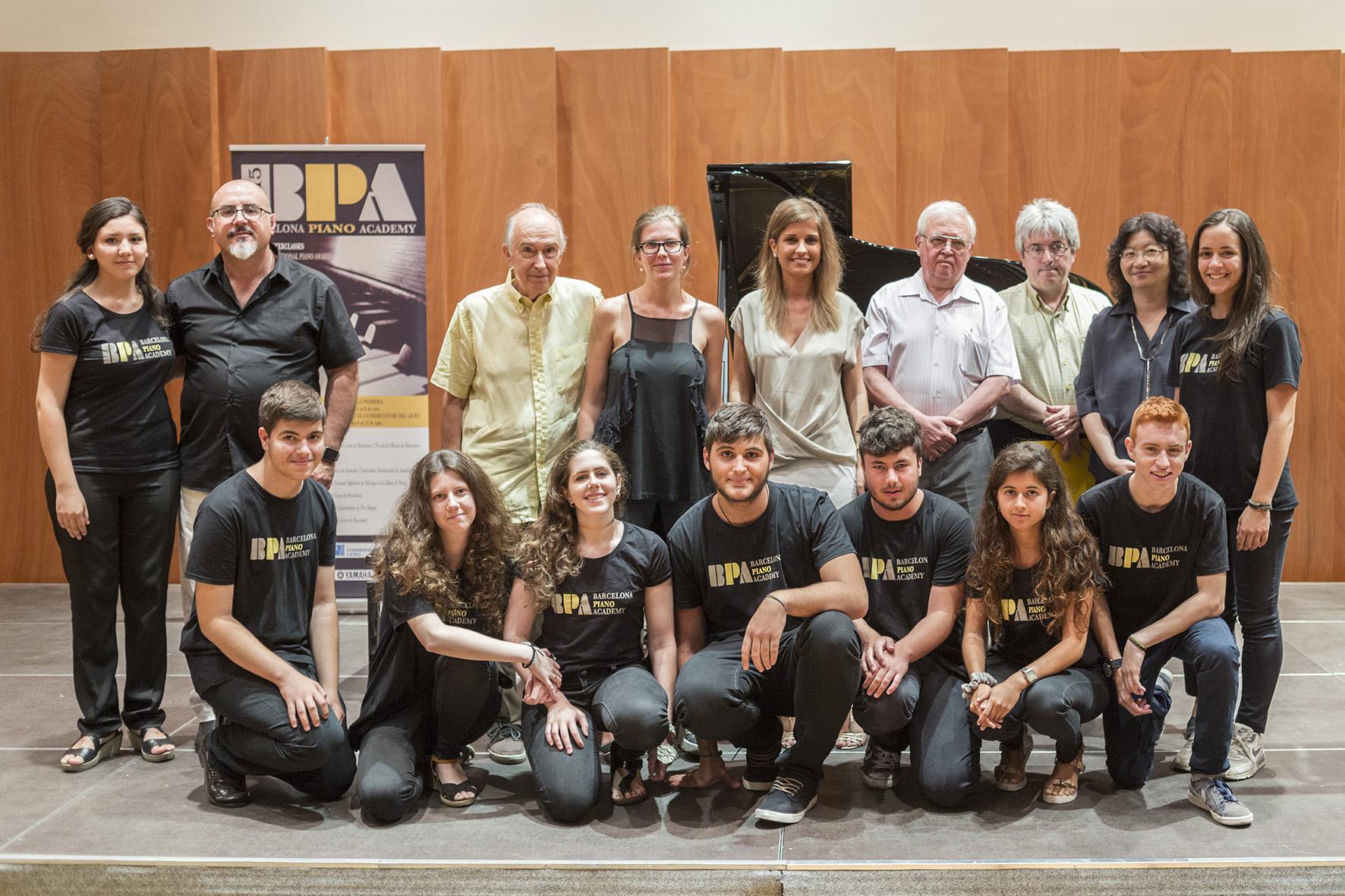 BPA 2015 Staff