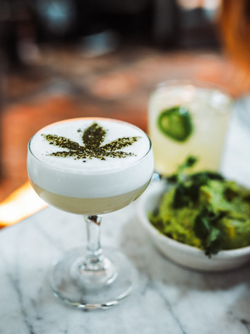cannabis infused beverage development