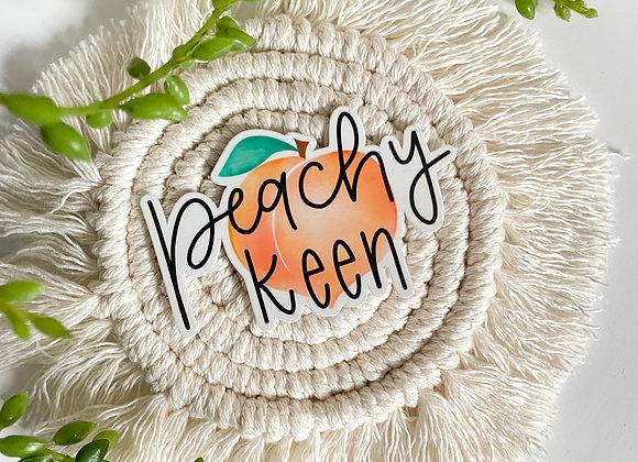 """""""Peachy Keen"""""""
