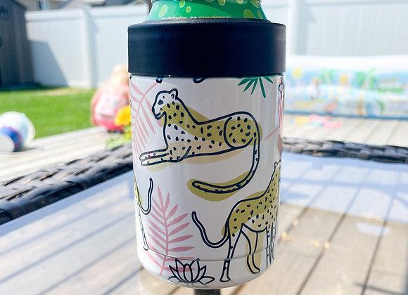 Cheetah Can Cooler