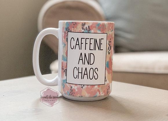 """Caffeine and Chaos"""