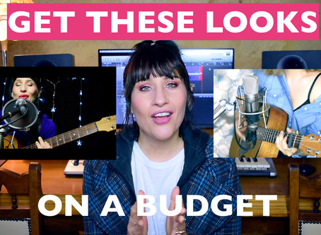 How to make a live acoustic music video on a budget