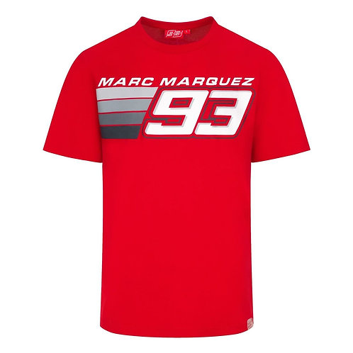Marc MarquezT-Shirt 4 Stripes #93