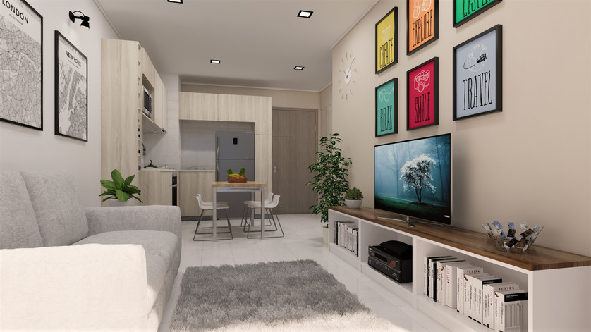 Inmobiliaria innovavision - Proyecto Alto Federico 1