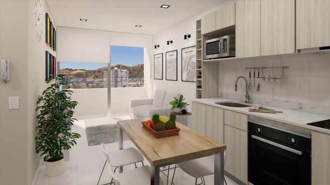 Inmobiliaria innovavision - Proyecto Alto Federico 6