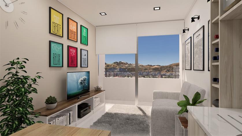 Inmobiliaria innovavision - Proyecto Alto Federico 2