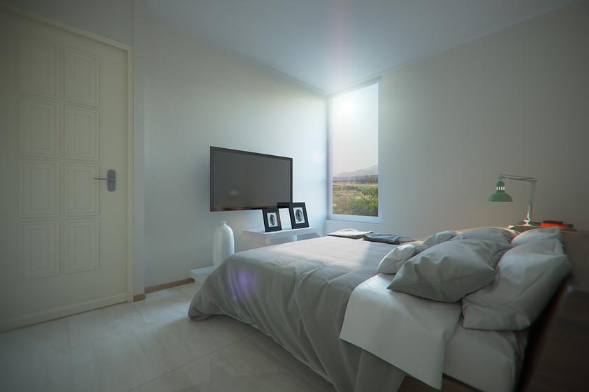 Hipódromo Dormitorio