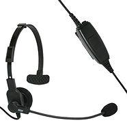 Overhead Lightweight Headset