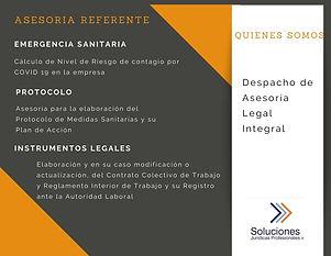Solucione Jurídicas Profesionales SC
