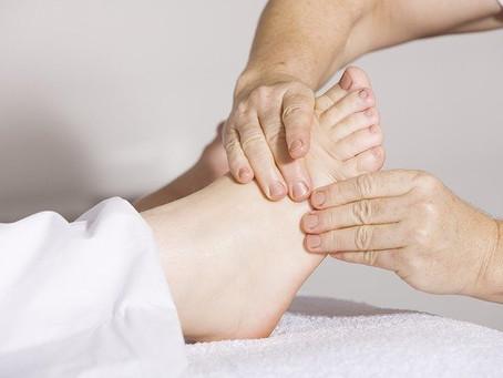 一踩就刺痛?--足底筋膜炎的原因與治療