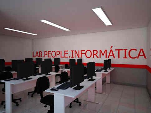Perspectiva Laboratório Informática OPÇÃ