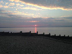 Sunsets over Whitstable 3