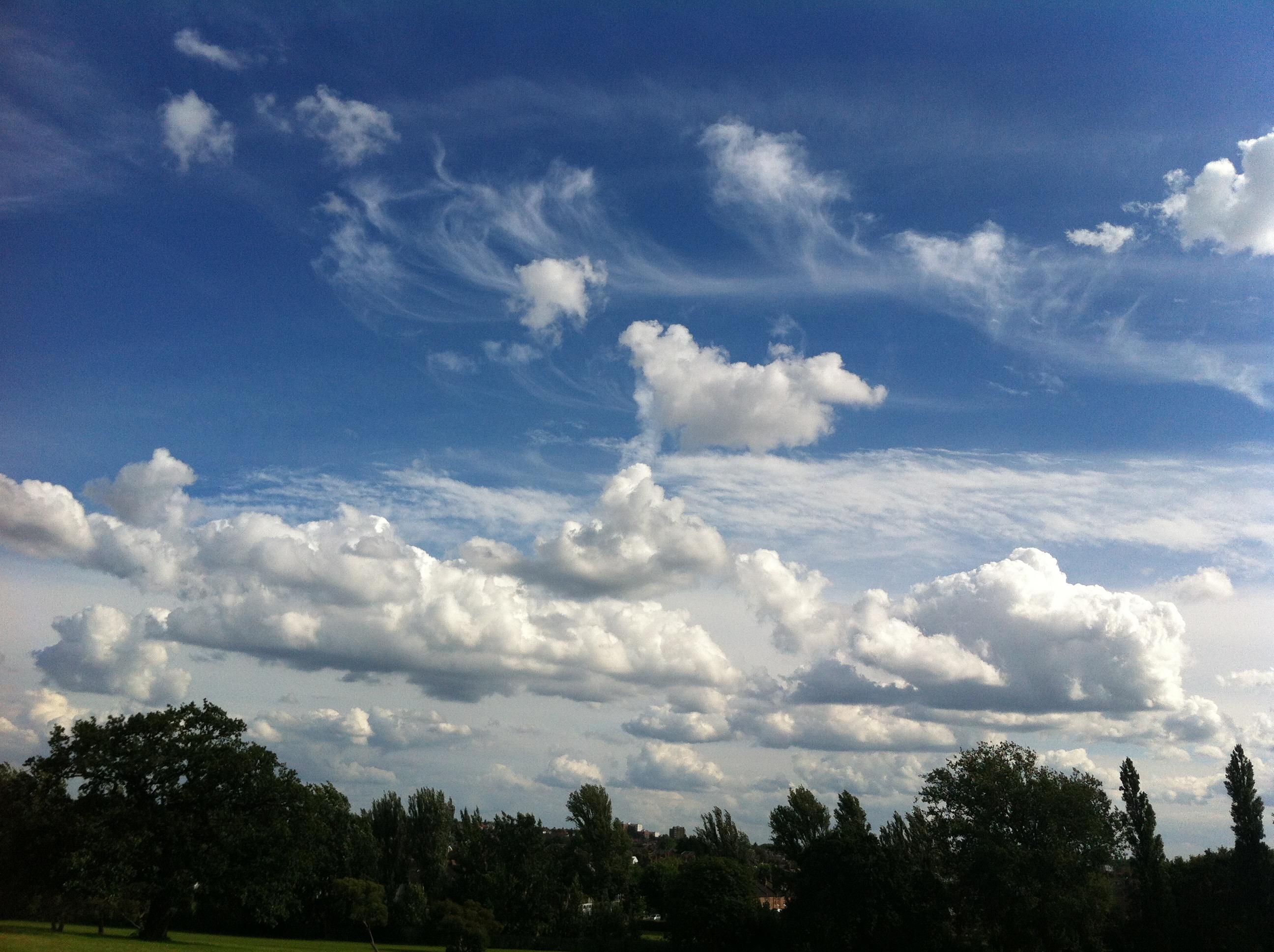 Blue Skies Over Gladstone