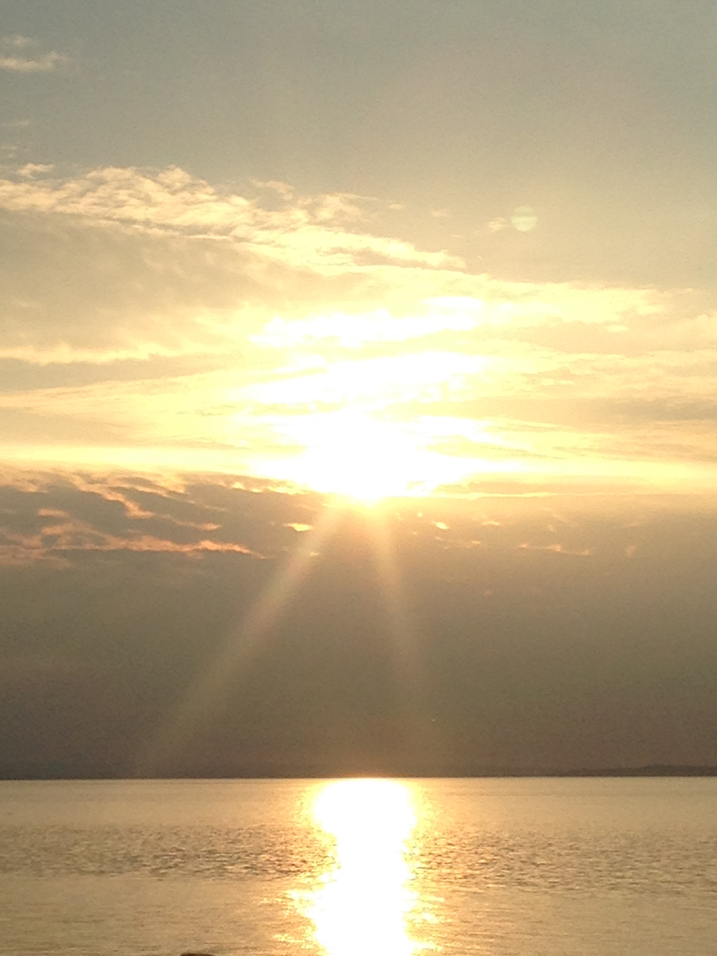 Sunsets over Whitstable 5