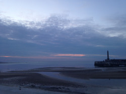 Sunsets over Margate