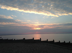 Sunsets over Whitstable 2