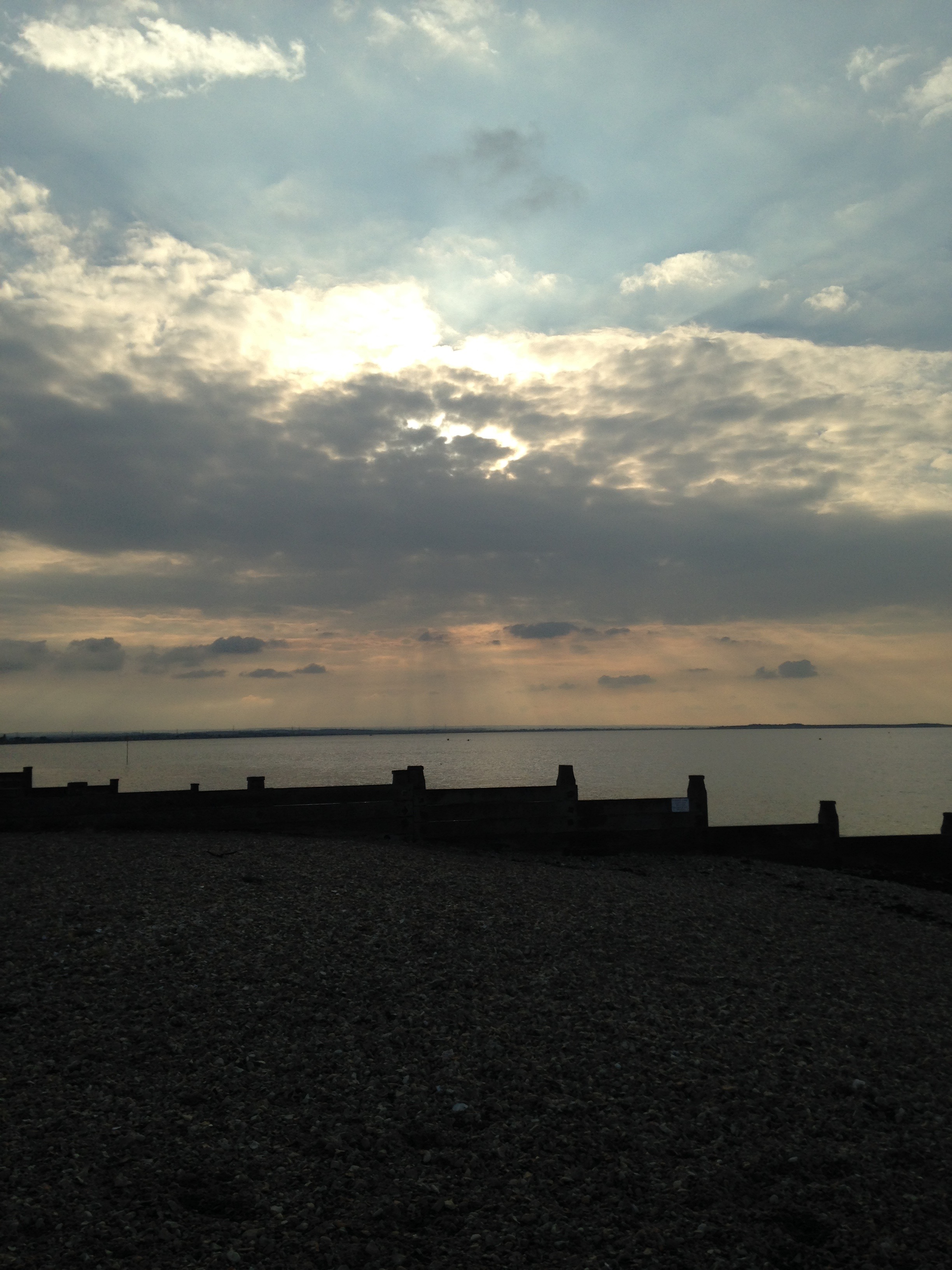 Sunsets over Whitstable 4