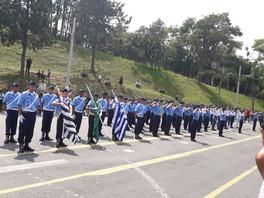 Formatura Guarda Mirim Itapecerica da Serra