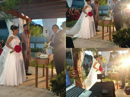 Espaço Pai e Filhos - Casamento Rodrigo e Bruna