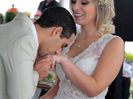 Casamento Patric e Irene AABB Associação Atlética Banco do Brasil