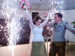 Casarão da Serra - Casamento Ingrid & Alex