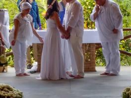 "Casamento ""Umbanda"" Sheila e Rafael"