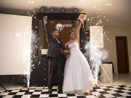 Recanto das Margaridas - Casamento Carlinhos & Grazy