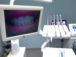 Sala operativa Studio Odontoiatrico Berri