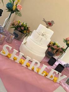 Festa de 50 Anos Shirley