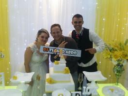 Espaço Ganatty Casamento Eliane e Adriano