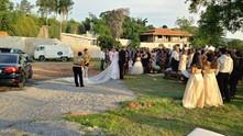 25 - 11 - 17  - Festa de casamento Itapecerica da Serra Dj Luciano