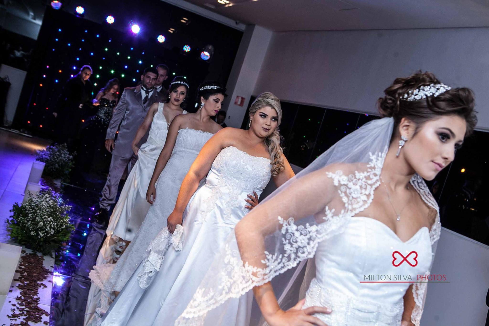 Desfile de noiva -Espaço Lounge 26,5