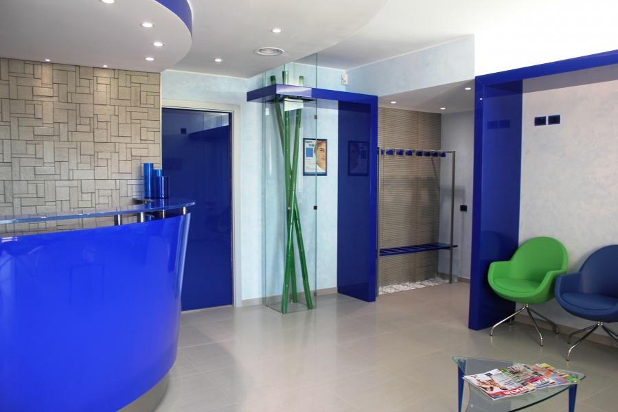 Sala d'attesa Studio Odontoiatrico Berri