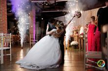 Recanto Beija Flor - Casamento  Ariane e Leandro