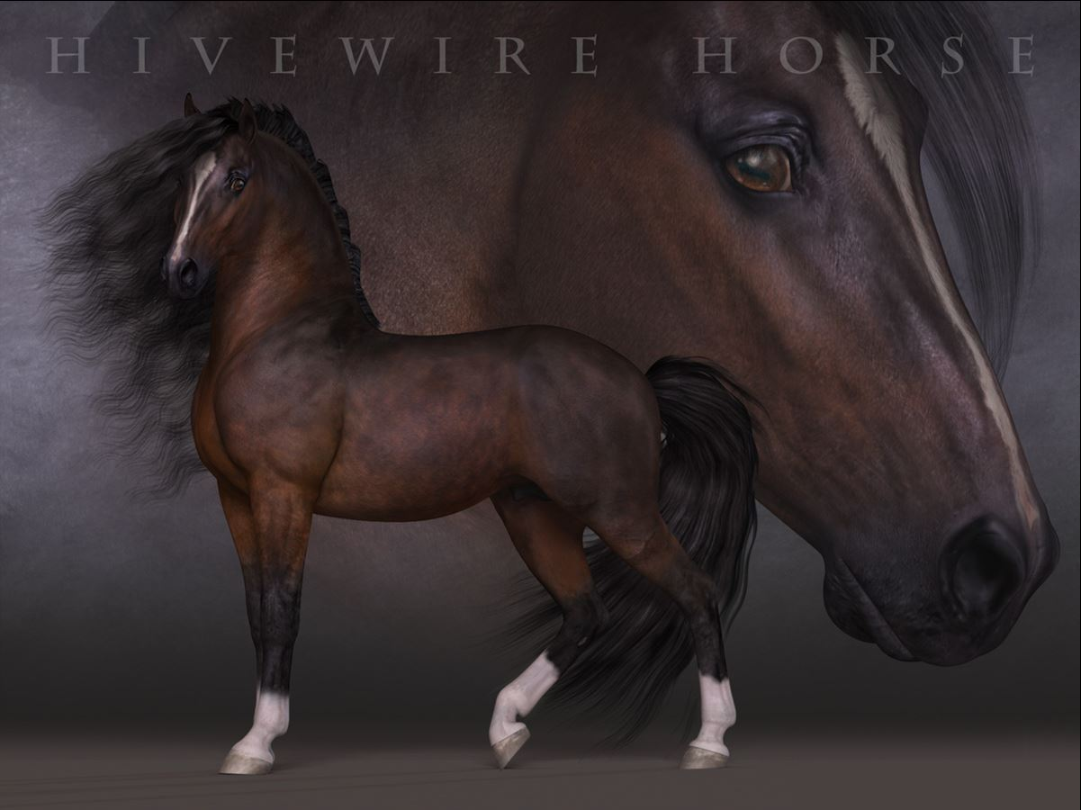 HiveWire Horse