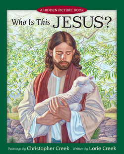Who Is This Jesus Book Cover