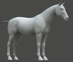 HiveWire Horse WIP