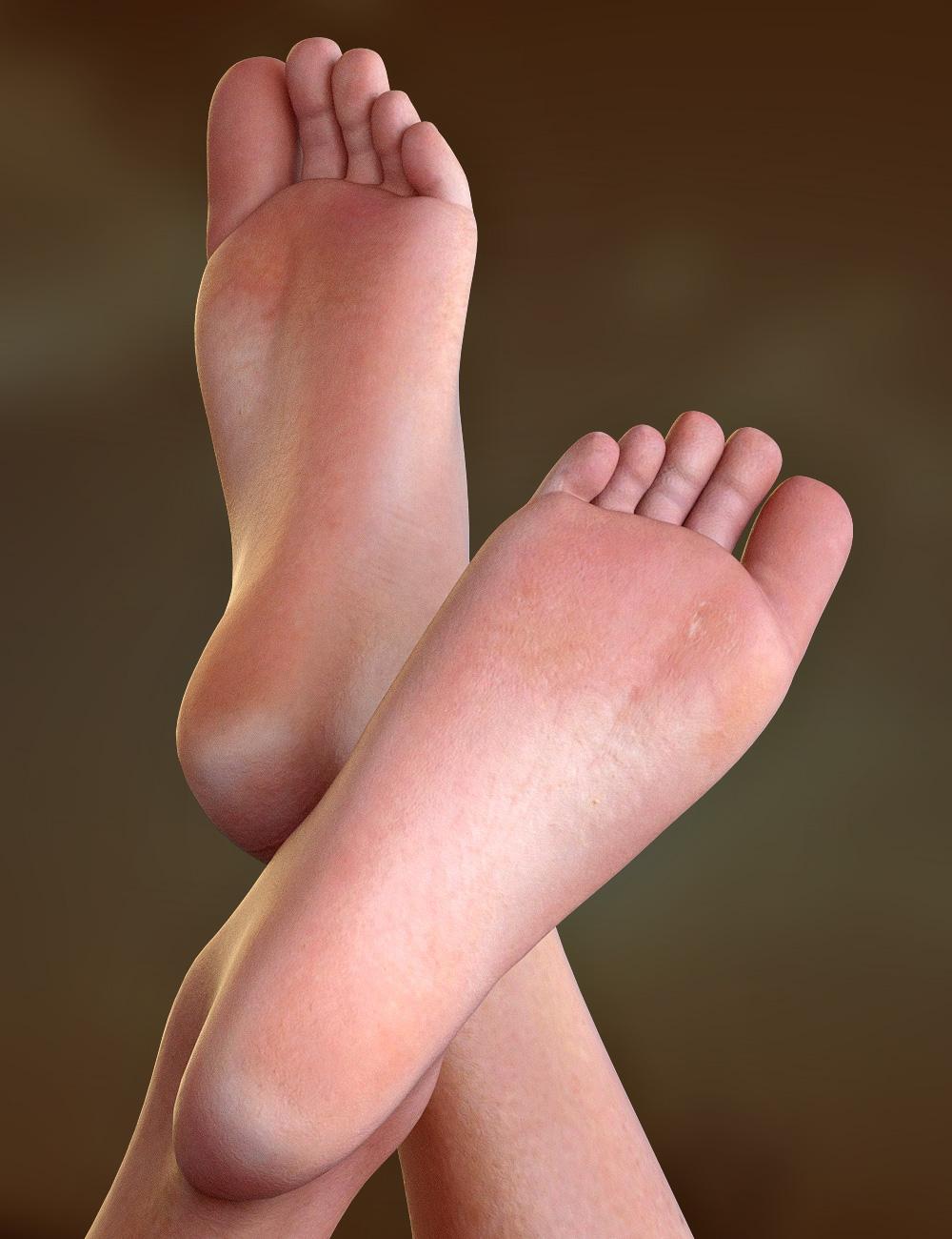 Dawn SE Feet