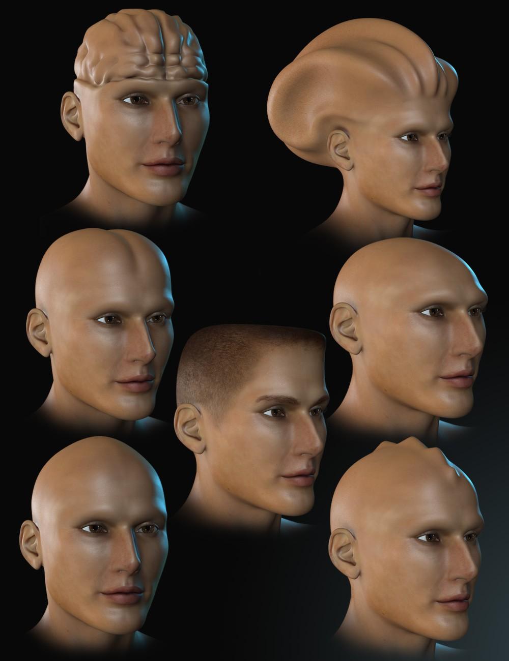 Cranium Morphs