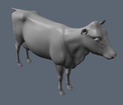 Holstein WIP