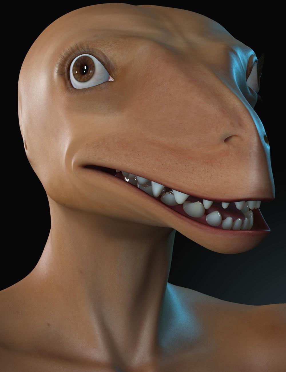 Dusk Raptor Morph