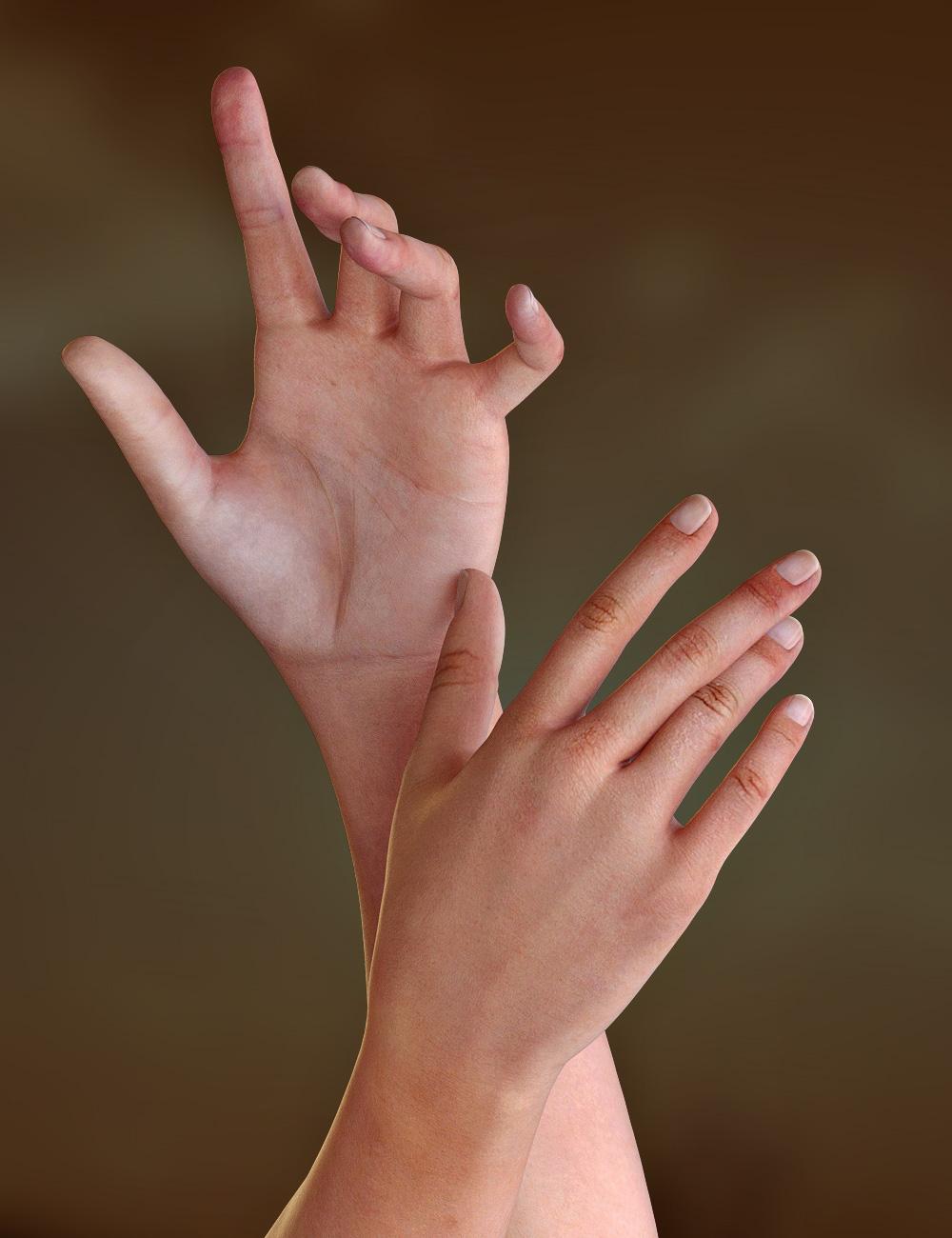 Dawn SE Hands