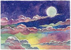 Glory Of The Moon