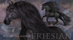 HiveWire Friesian