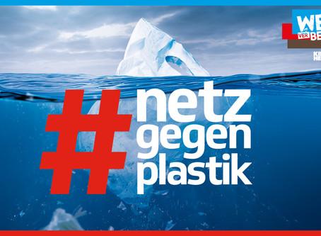 NET AGAINST PLASTIC!