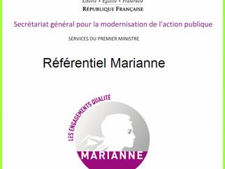 Référentiel Marianne