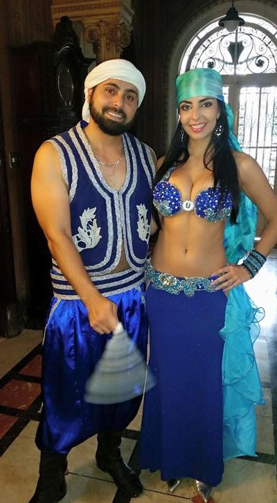 Aladin e Yasmin