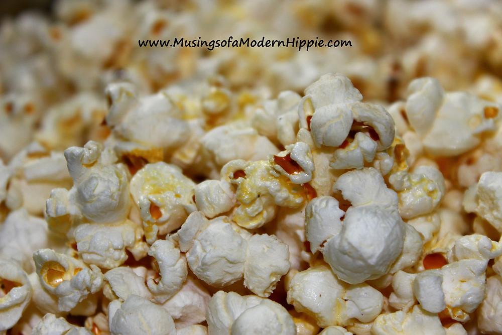Healthy Popcorn Recipe | Musings of a Modern Hippie